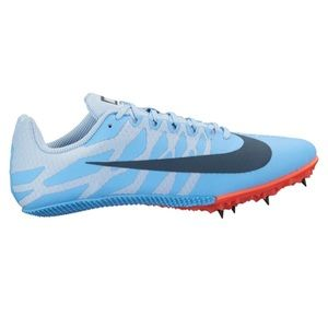 Nike zoom rival s / size 10  1/2 . New with track
